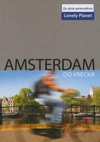 Kniha Amsterdam do vrecka - Lonely Planet...