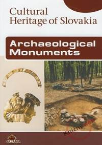 Kniha Archaeological Monuments - Cultural Heritage of Slovakia...