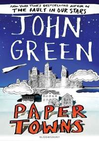 Kniha Paper Towns...