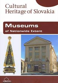 Kniha Museums of Nationwide Extent...