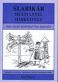 Kniha Šlabikár - Multi level marketingu