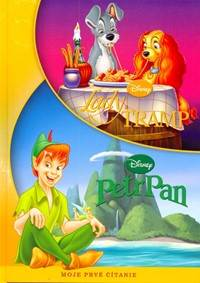 Kniha Lady a Tramp Peter Pan