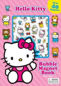 Kniha Hello Kitty Hraj si s magnety