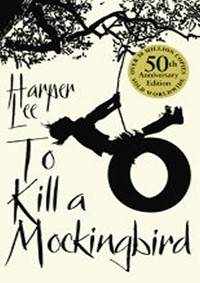 Kniha To Kill a Mockingbird...