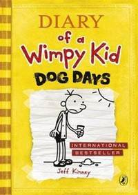Kniha Diary of a Wimpy Kid: Dog Days...