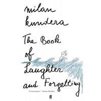 Kniha The Book of Laughter and Forgetting...