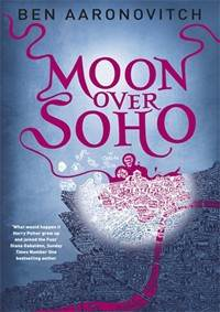 Kniha Moon Over Soho...
