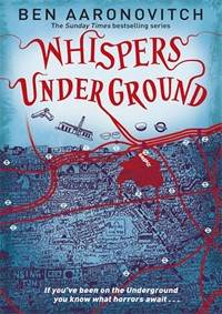 Kniha Whispers Under Ground...