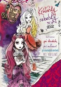 Kniha Ever After High Skicár...