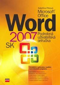 Kniha Microsoft Office Word 2007