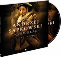 Kniha Krev elfů (1xaudio na cd - mp3)