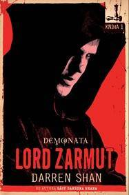 Kniha Lord Zarmut - Demonata 1