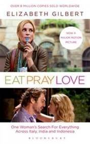 Kniha Eat, Pray, Love film tie-in...