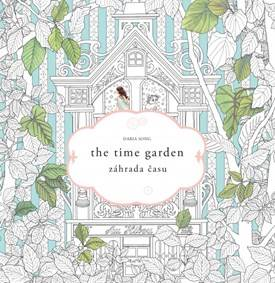 Kniha The Time Garden...