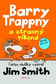 Kniha Barry Trappny a otrasný víkend (Barry Trappny 5)...