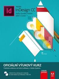 Kniha Adobe InDesign CC