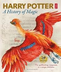 Kniha Harry Potter: A History of Magic...