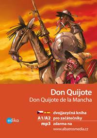 Kniha Don Quijote A1/A2...