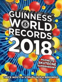 Kniha Guinness World Records 2018...