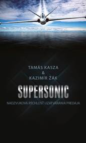 Kniha Supersonic