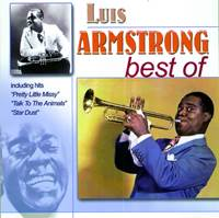 Kniha Luis Armstrong - Best of - CD...