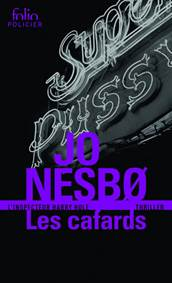 Kniha Les cafards - Une enquete de l´inspecteur Harry Hole
