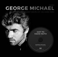 Kniha George Michael...