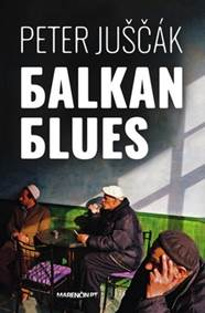 Kniha Balkan blues...