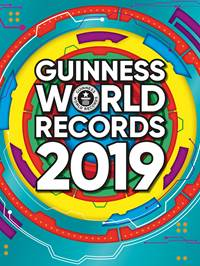 Kniha Guinness World Records 2019