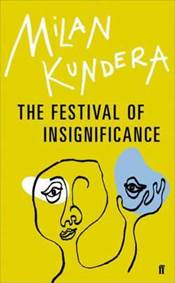 Kniha The Festival of insignificance...