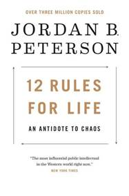 Kniha 12 Rules for Life: An Antidote to Chaos...