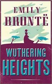 Kniha Wuthering Heights...