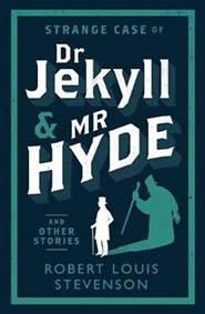 Kniha Strange Case of Dr Jekyll and Mr Hyde an...