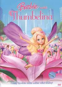 Kniha Barbie: Thumbelina (DVD)