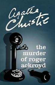 Kniha The Murder of Roger Ackroyd...