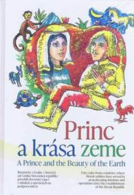 Kniha Princ a krása zeme/ A Prince and the Beauty of the Earth